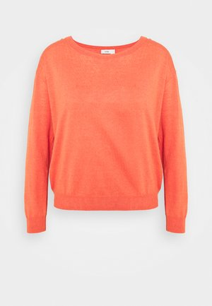WOMENS  - Jumper - dusty coral