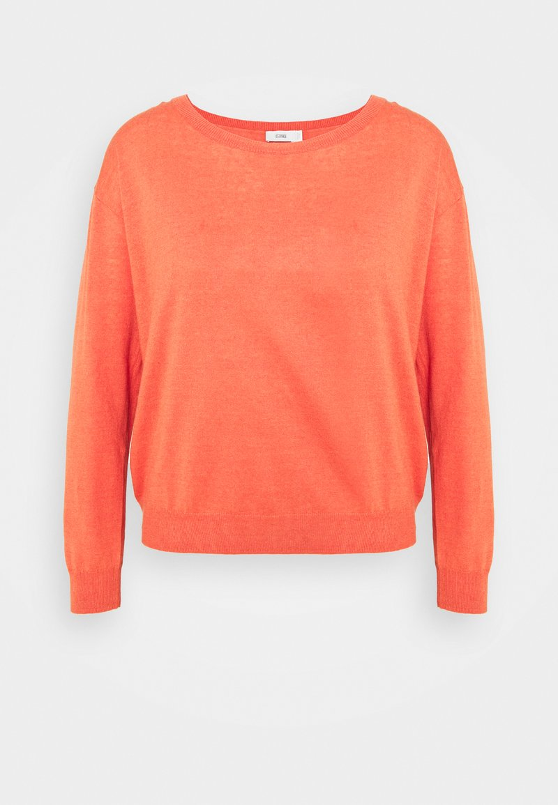 CLOSED - WOMENS  - Jumper - dusty coral