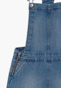 Benetton - EUROPE GIRL - Denimové šaty - blue denim - 2