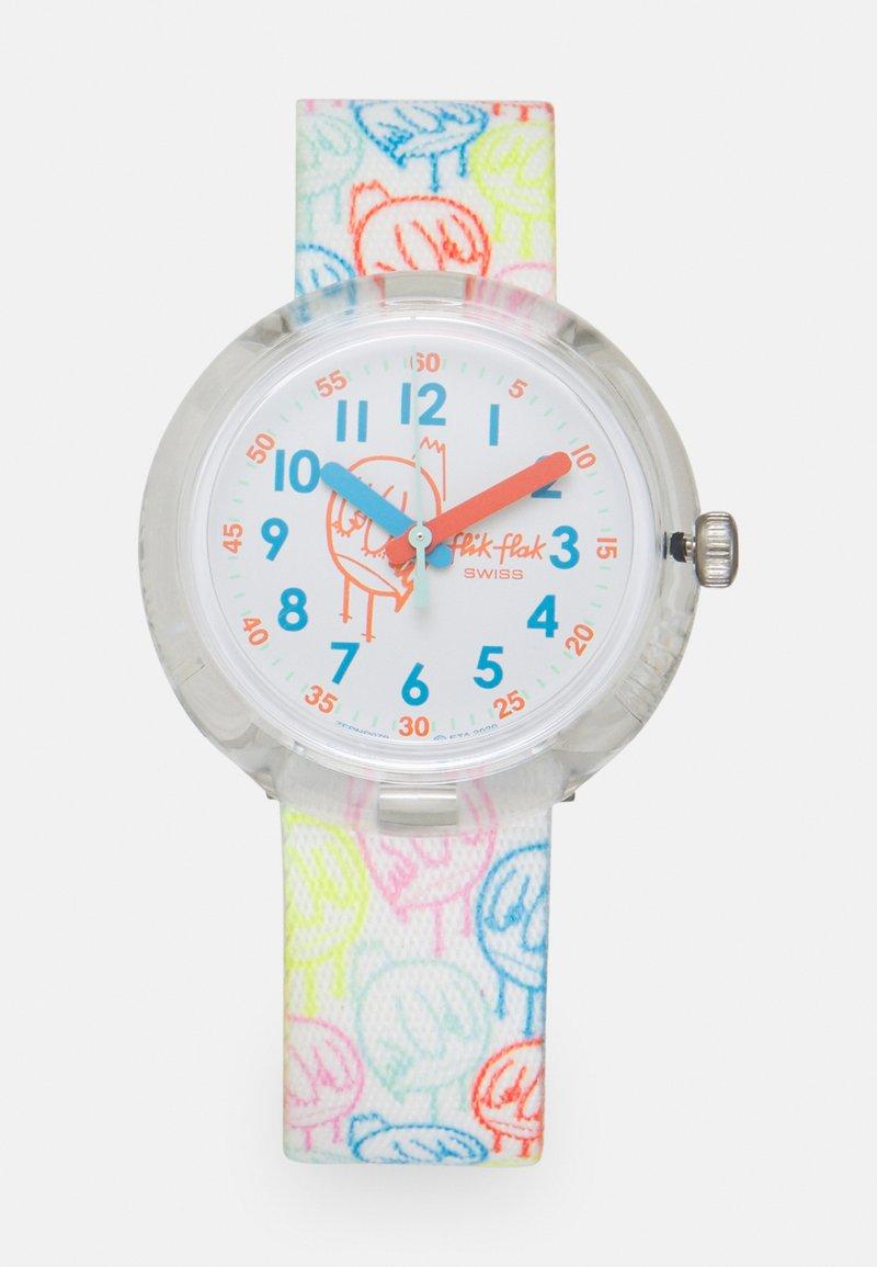 Flik Flak - CHICKY UNISEX - Watch - mulitcolor