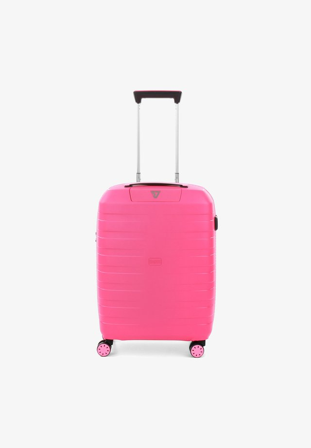 BOX YOUNG 4-ROLLEN KABINENTROLLEY - Wheeled suitcase - fragola