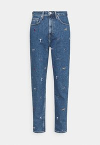Tommy Jeans - MOM  - Jeans baggy - denim light - 0