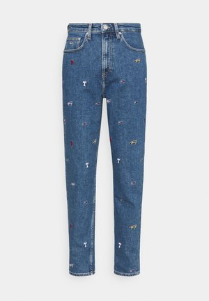 MOM  - Jeans baggy - denim light