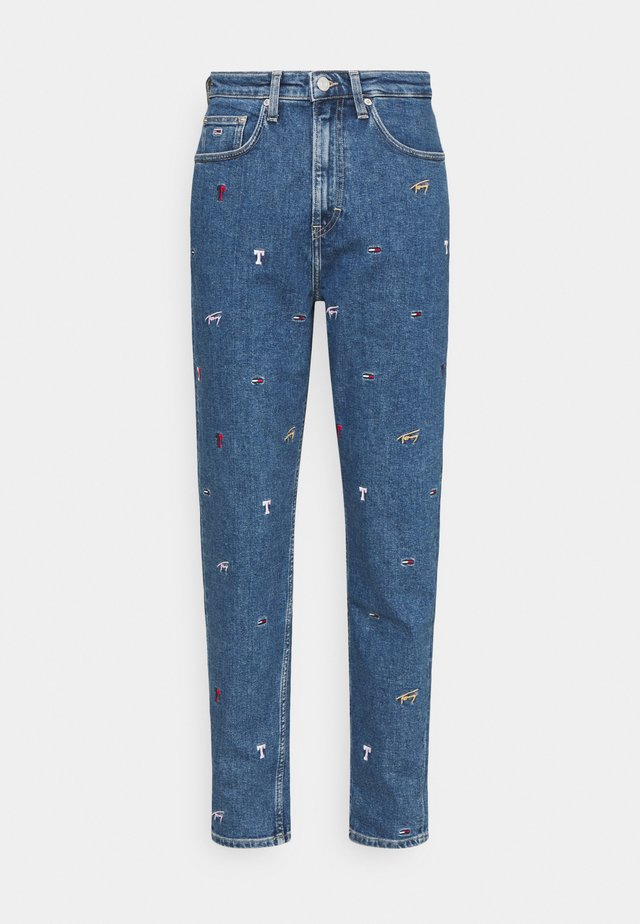 MOM  - Jeans Relaxed Fit - denim light