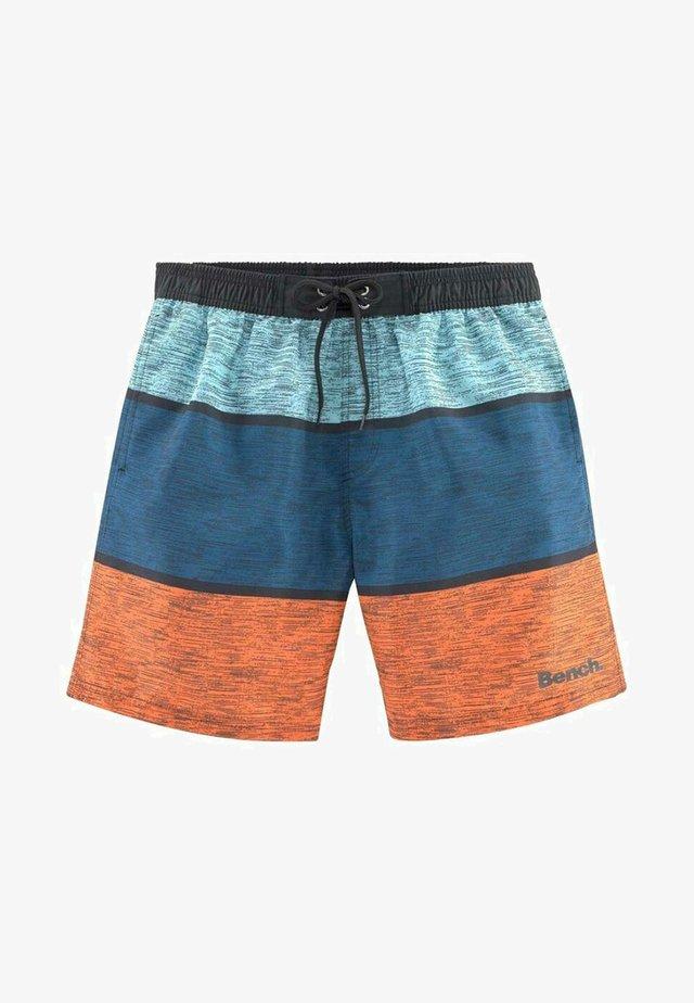Swimming shorts - multi-coloured