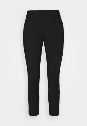 VMVICTORIA ANTIFIT ANKLE PANTS  - Bukse - black