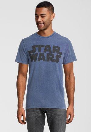 STAR WARS - T-shirt print - blau