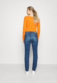 Esprit - Straight leg jeans - blue dark wash - 2