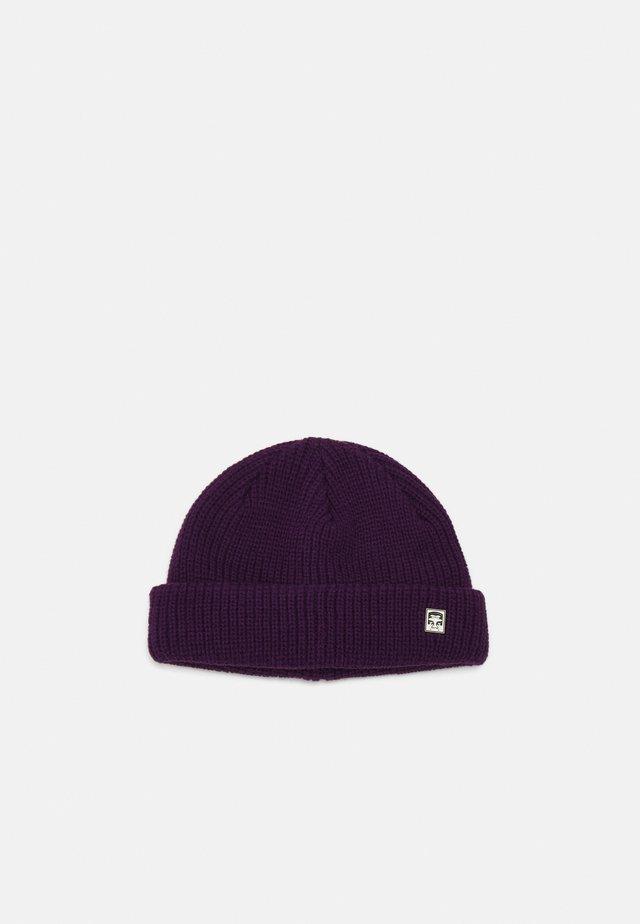 MICRO BEANIE UNISEX - Bonnet - purple