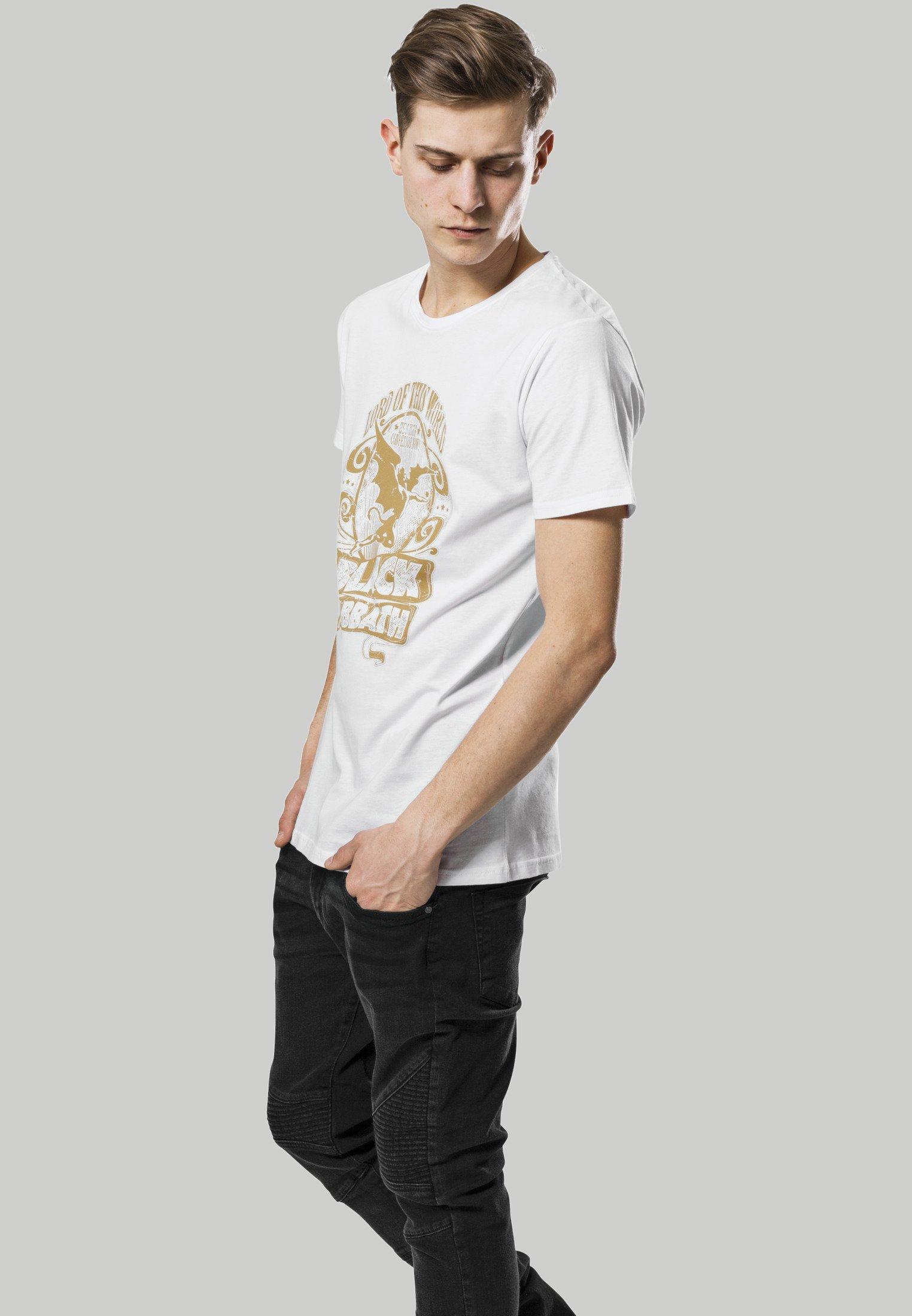 Laatste korting Verlaagde prijs Mister Tee SABBATH LOTW  - T-shirt print - white -  bLR3q