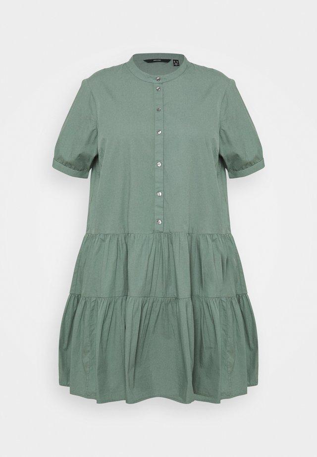 VMDELTA DRESS - Shirt dress - laurel wreath