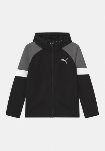 ACTIVE SPORTS FULL-ZIP HOODIE UNISEX