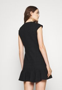 sandro - Day dress - noir - 2