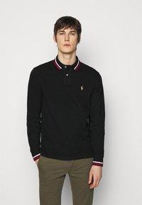Polo Ralph Lauren - BASIC - Polo shirt - black - 0