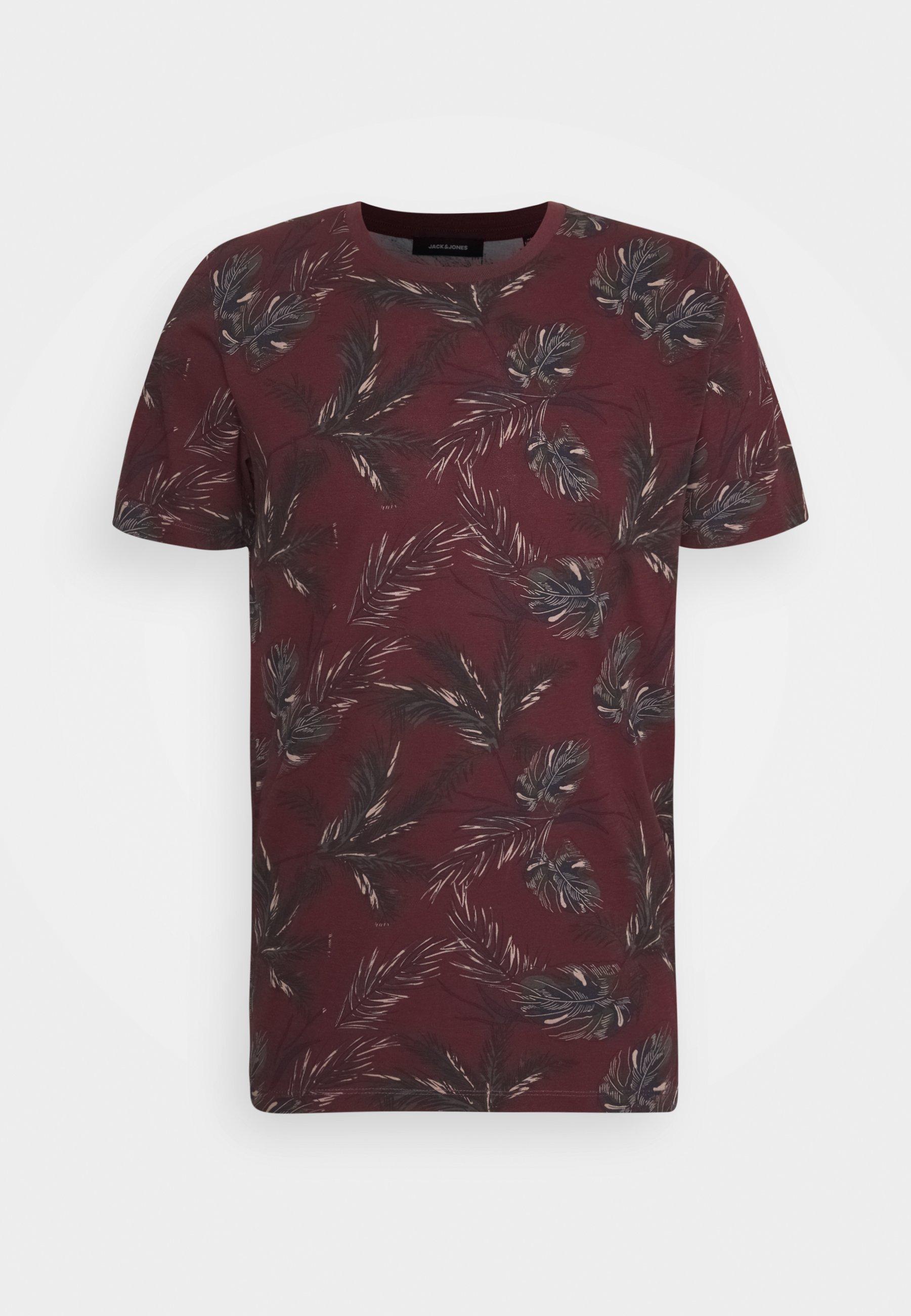Herren JJCHRIS TEE CREW NECK - T-Shirt print