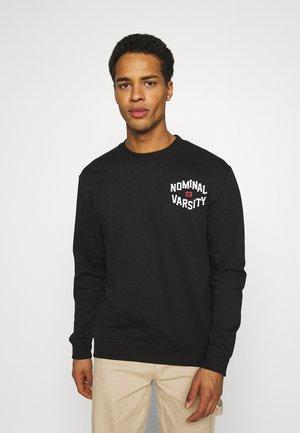 HARLEM CREW - Sweatshirt - black