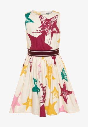 CARLI - Korte jurk - multicolor
