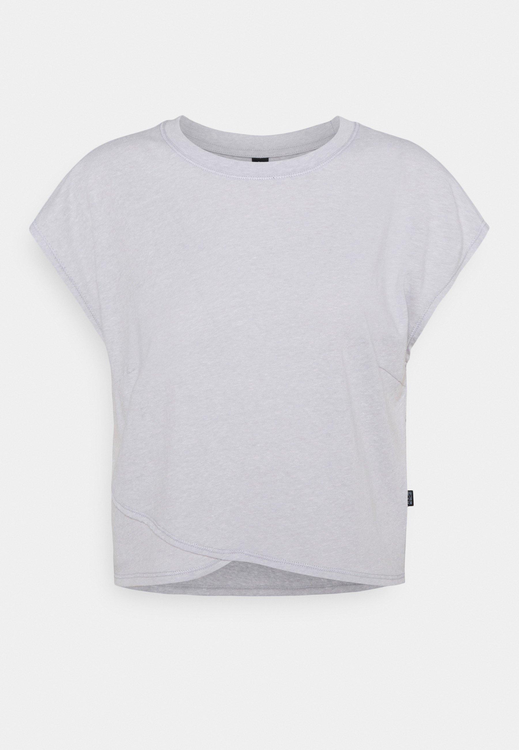 Women LIFESTYLE CROSS HEM - Print T-shirt