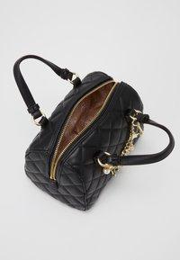 Guess - STACIE MINI BOX - Across body bag - black - 2