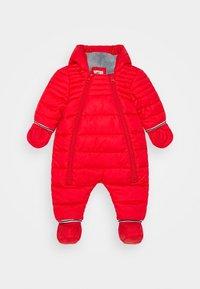 Timberland - ALL IN ONE BABY  - Lyžařská kombinéza - bright red - 0
