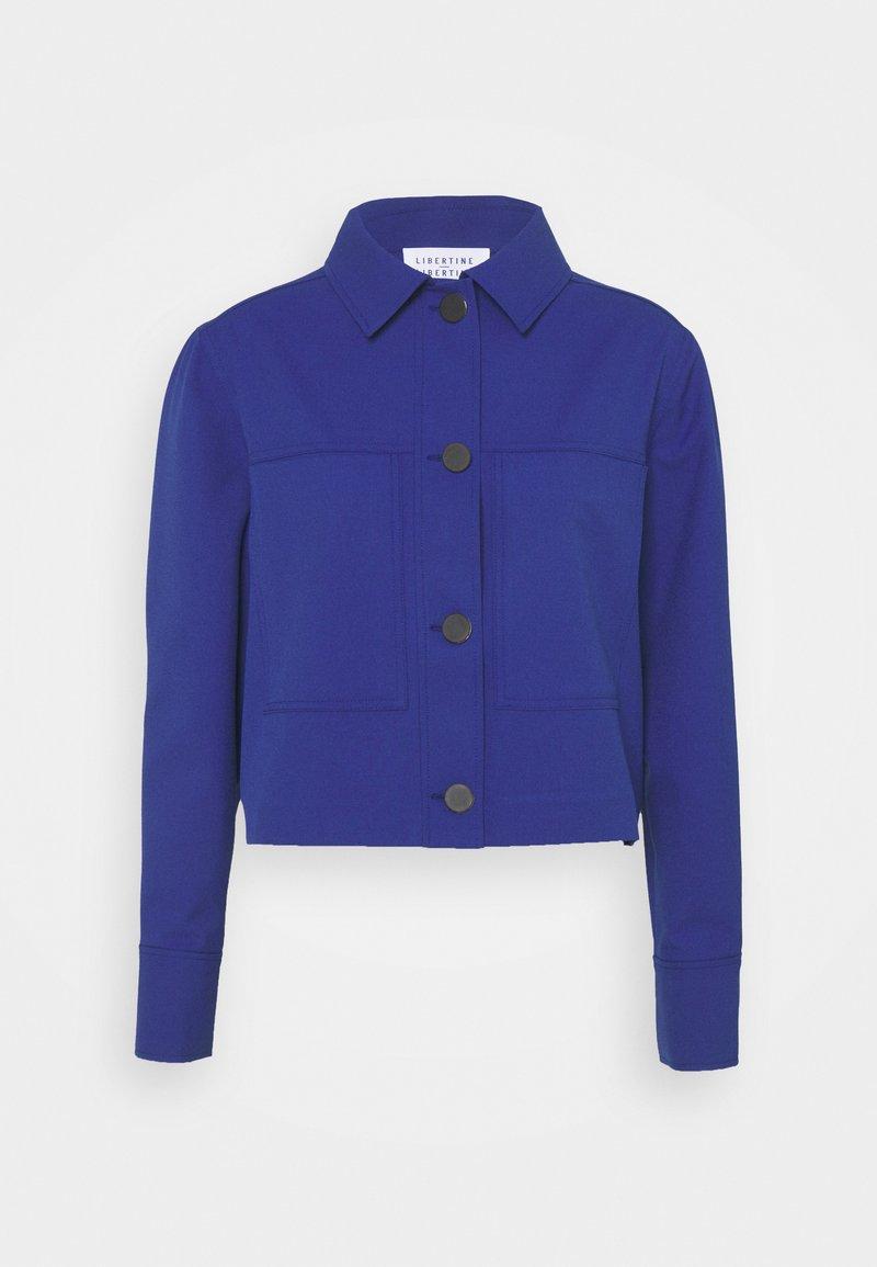 Libertine-Libertine - BUILT - Lehká bunda - electric blue