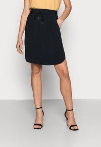 Saint Tropez - A-line skirt - black - 0