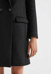 IKKS - CHEVRON WOOL RICH CITY - Short coat - noir - 3
