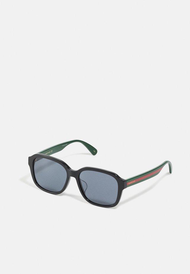 UNISEX - Gafas de sol - black/green/grey