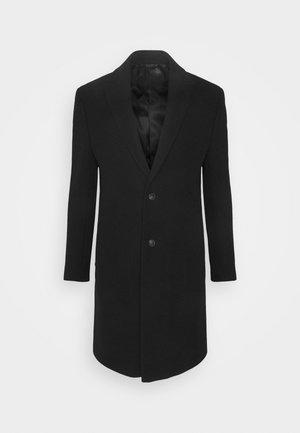 OPTION - Classic coat - black