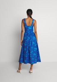 Never Fully Dressed - PALM DRESS - Day dress - blue - 2