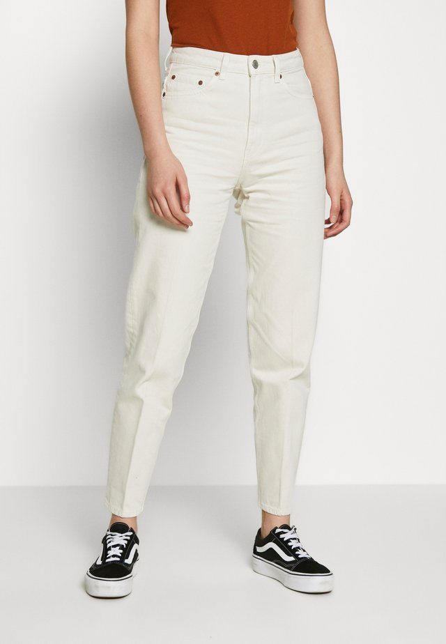 LASH  - Relaxed fit jeans - white dusty light