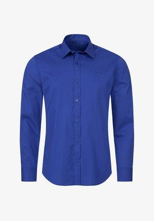 SLIM FIT - Formal shirt - royalblau