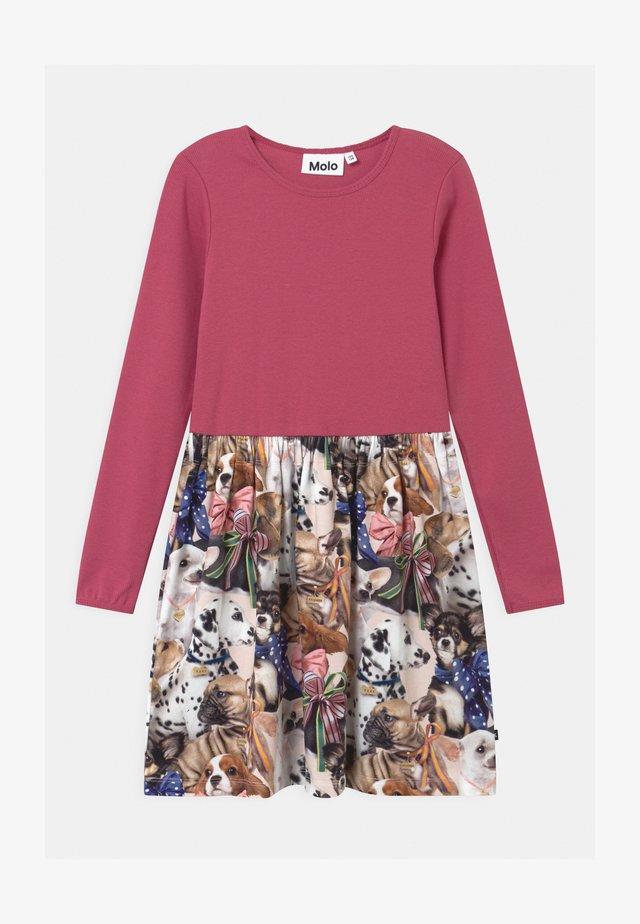 CREDENCE - Jerseykleid - multi-coloured