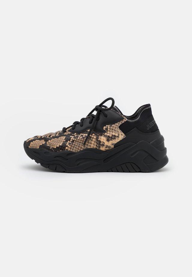 P1THON AIR - Sneakers laag - eggnog beige