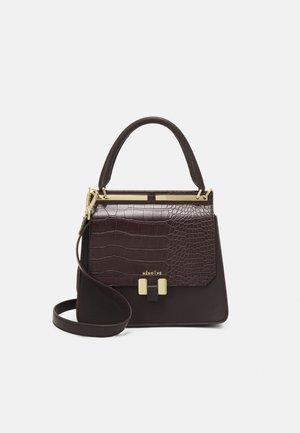 MARLENE TABLET MINI - Handbag - dark choc