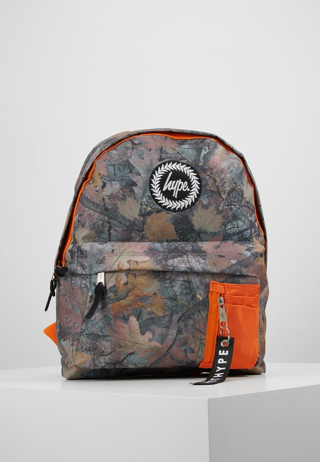 BACKPACK FOREST  - Ryggsekk - multi
