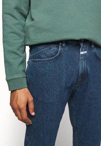 CLOSED - EXCLUSIVE COOPER - Džíny Slim Fit - dark blue - 6