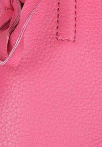 Zwillingsherz - AMELIE - Tote bag - pink - 3