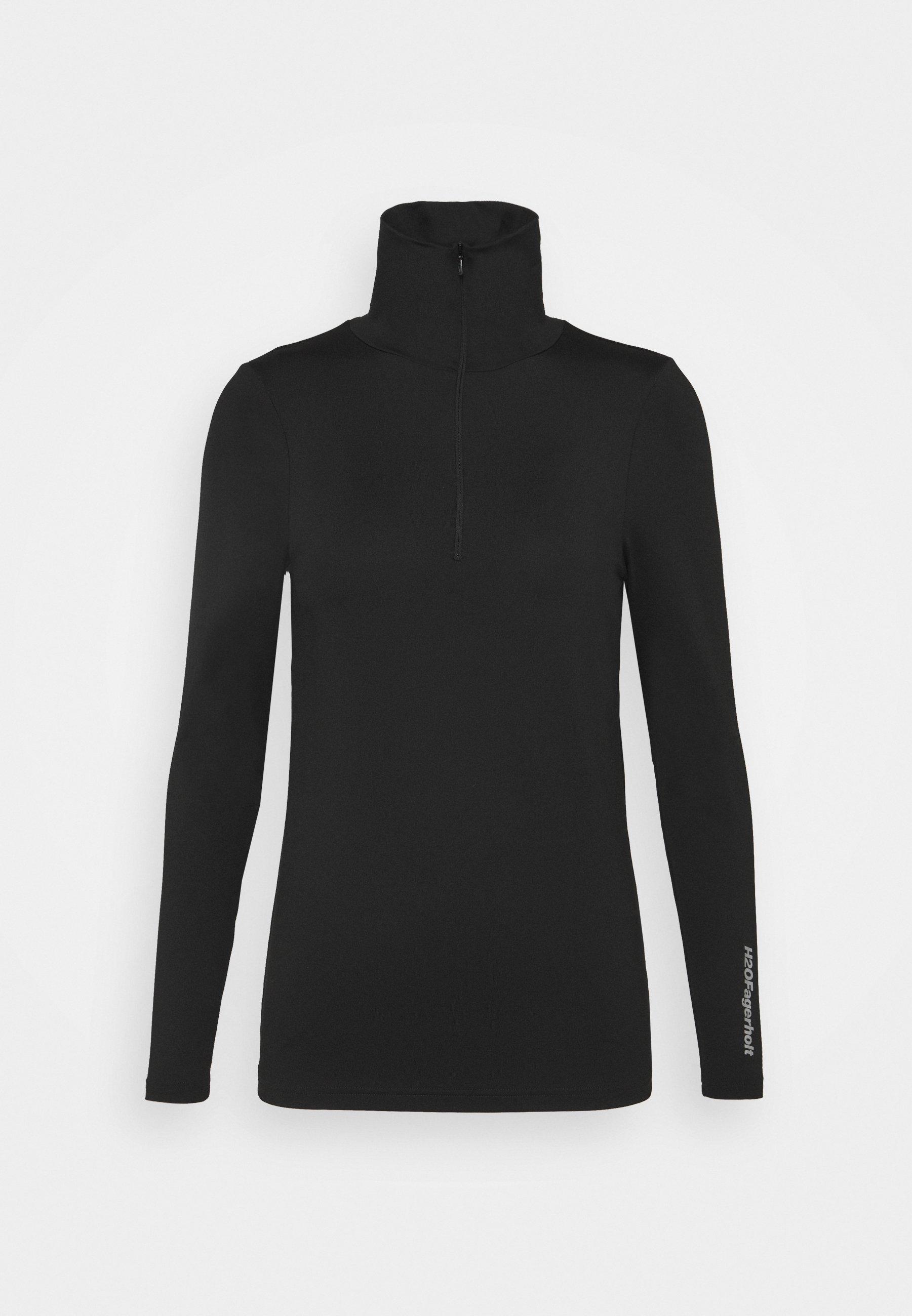 Women HIGH HIGH NECK - Long sleeved top
