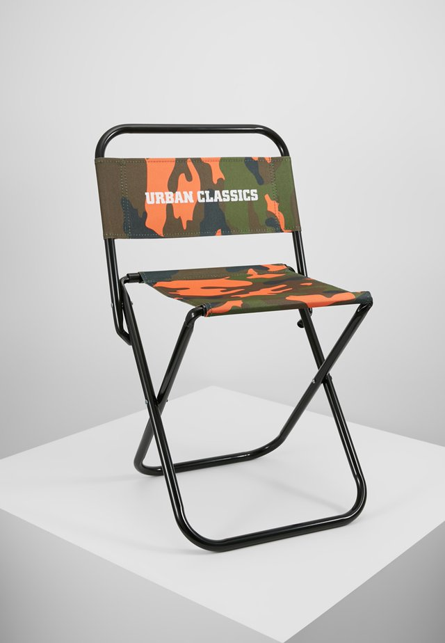 CAMPING CHAIR - Other - neonorange