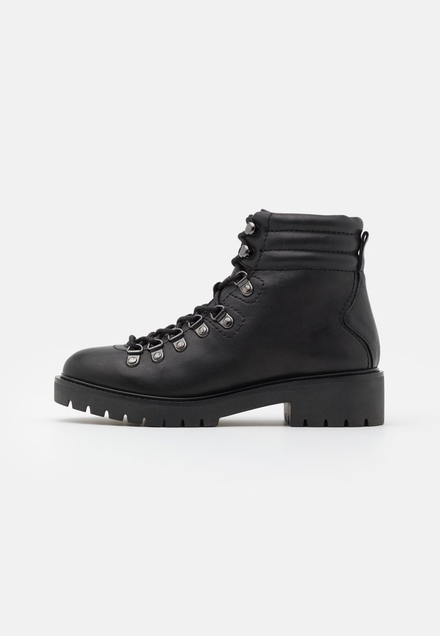 GRIDDLE - Veterboots - noir