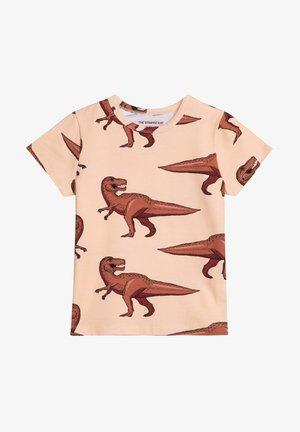 JUNO  - T-shirt print - beige