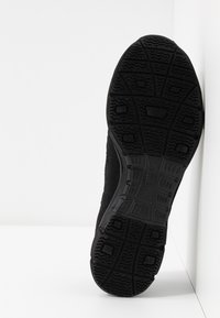 Skechers - SEAGER - Slip-ons - black - 6