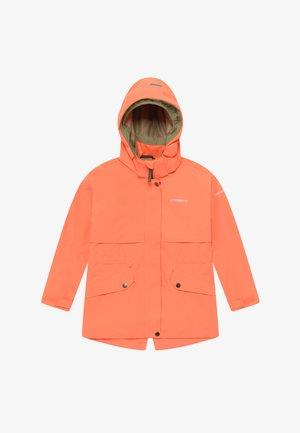 KINGSIEY - Hardshellová bunda - abricot