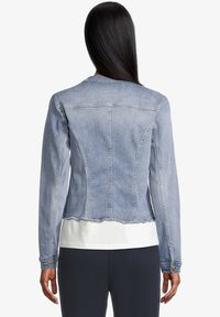 Betty Barclay - Denim jacket - blue bleached denim - 2