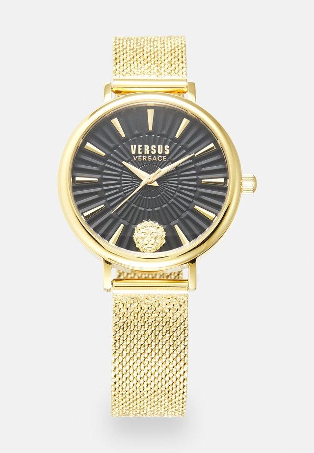 MAR VISTA - Klokke - gold-coloured