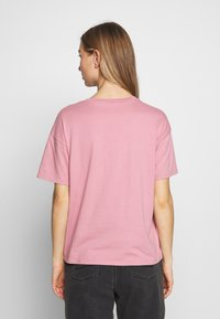 American Eagle - BRANDED SANTA MONICA TEE - Print T-shirt - lively lilac - 2
