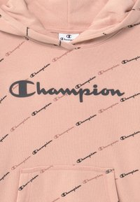 Champion - LEGACY AMERICAN CLASSICS HOODED - Hættetrøjer - light pink - 3