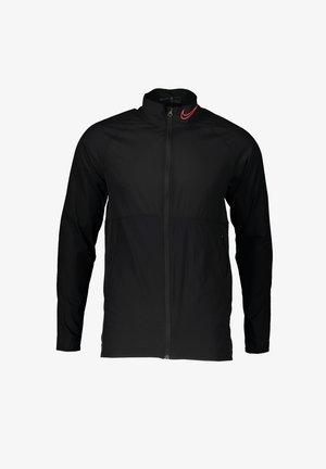 ACADEMY - Training jacket - schwarzschwarzrot