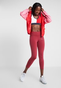 Tommy Sport - CLASSIC - Leggings - red - 1